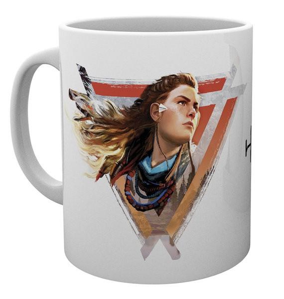 HORIZON ZERO DAWN Aloy Mug