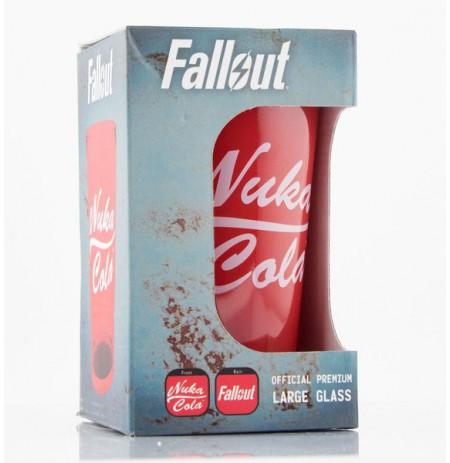 FALLOUT Nuka Cola large glass