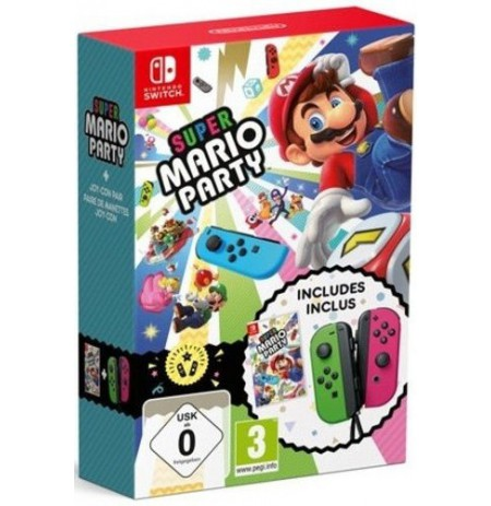Super Mario Party Bundle XBOX