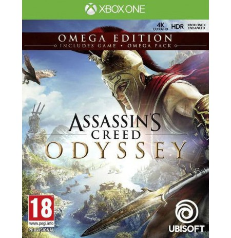 Assassin's Creed Odyssey: Omega Edition XBOX