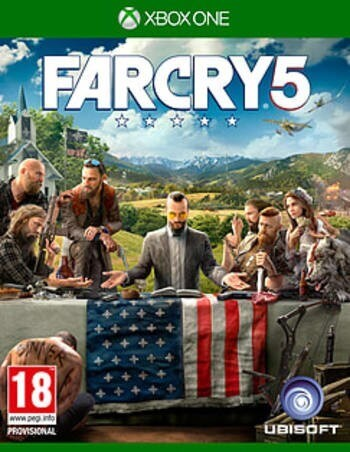 Far Cry 5 The Father Edition XBOX