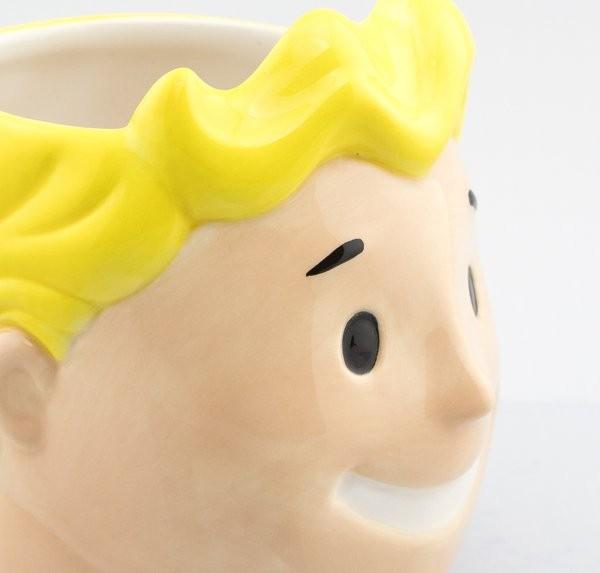 FALLOUT Vault Boy 3D Mug