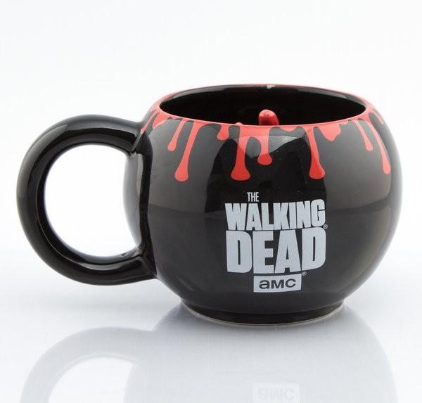 THE WALKING DEAD Walker Hand 3D puodukas