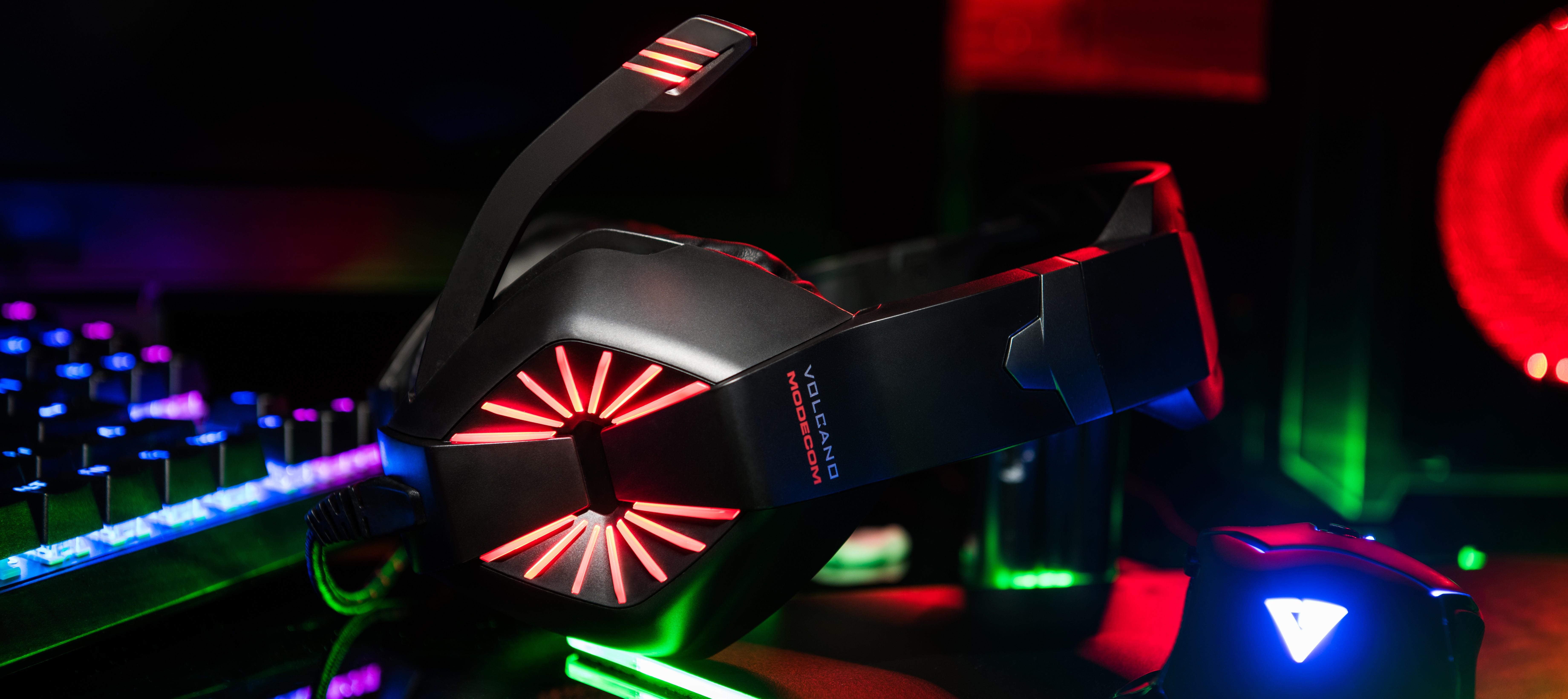 MODECOM VOLCANO MC-839 SWORD gaming headphones