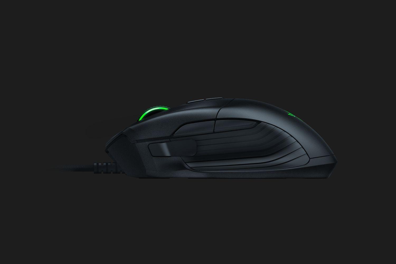 RAZER Basilisk juoda laidinė žaidimų optinė pelė | 16000 DPI
