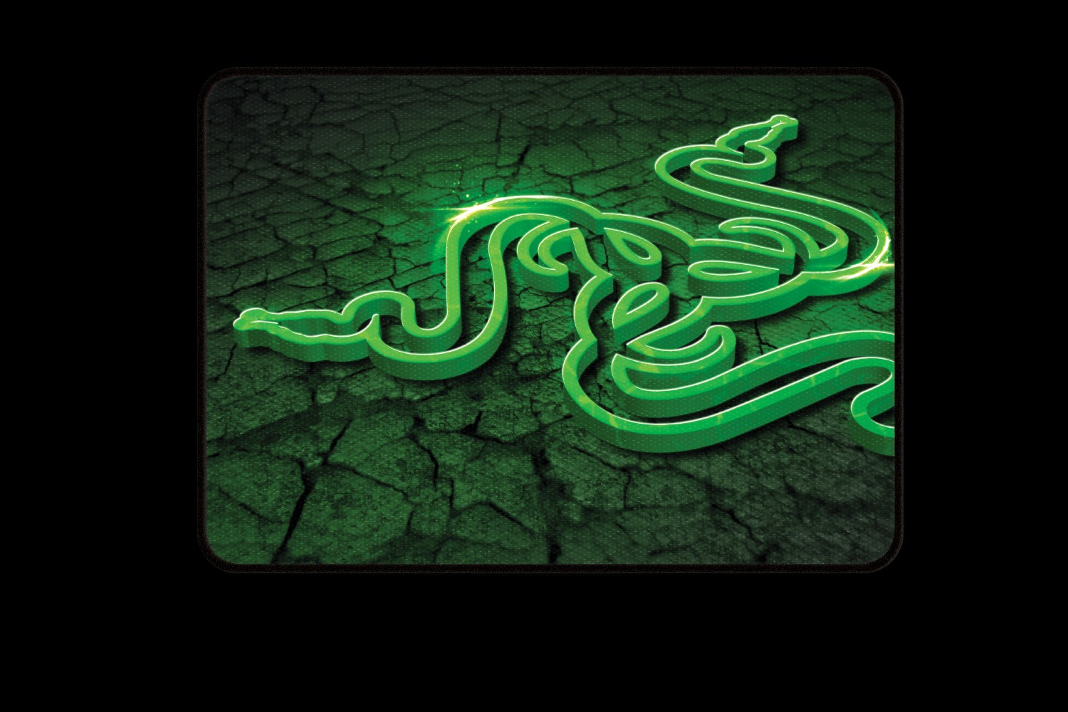 Razer Goliathus Control Fissure Medium surface