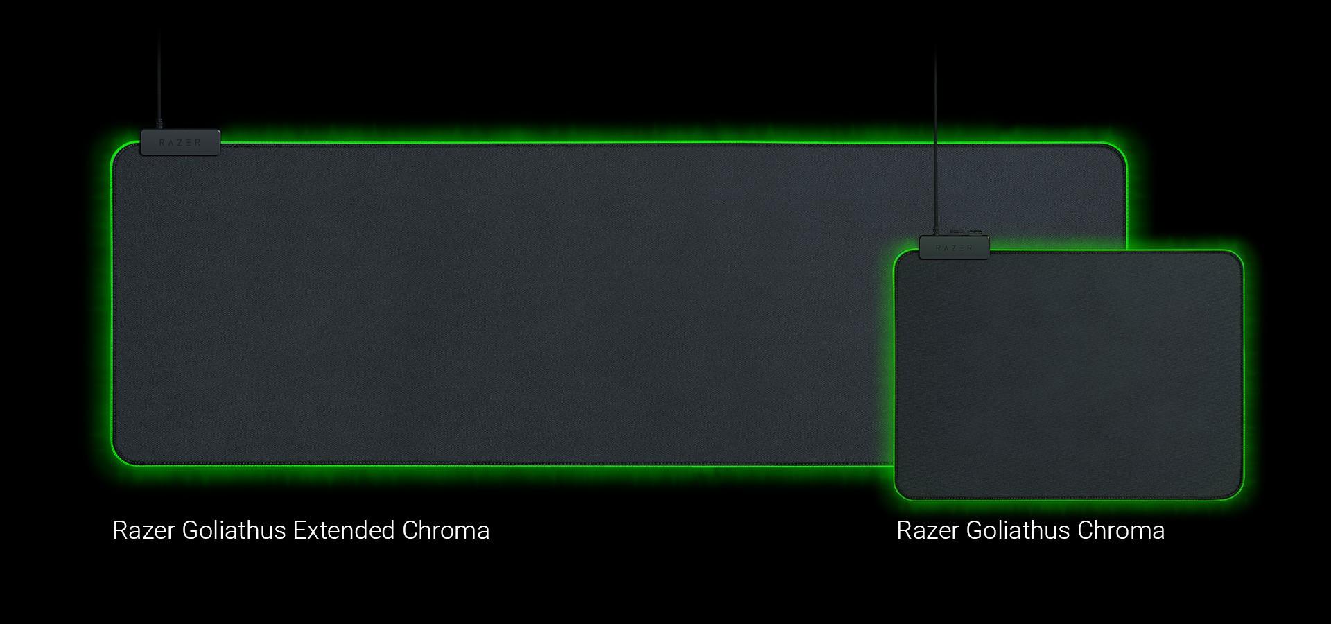 Razer Goliathus Extended Chroma 920x294x3mm surface