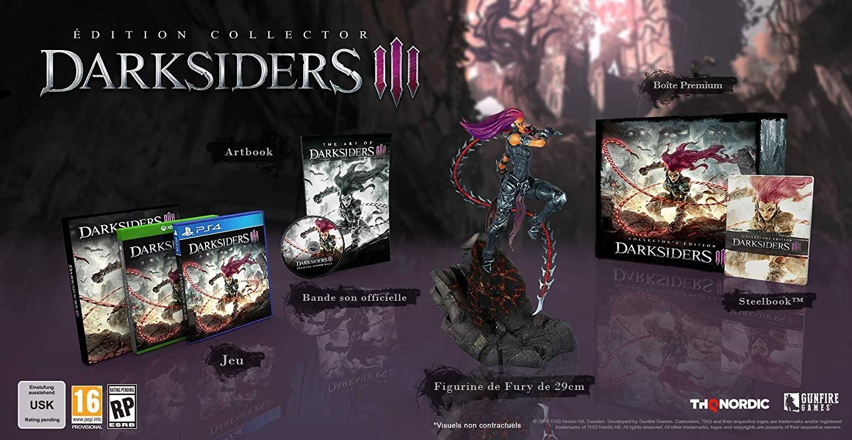 Darksiders III: Collectors Edition