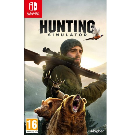 Hunting Simulator XBOX