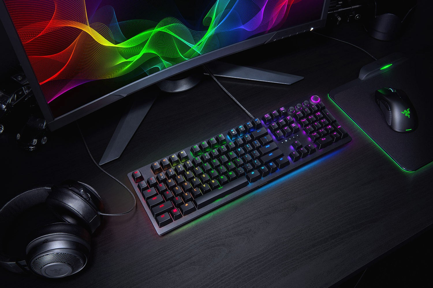 Razer Huntsman Elite - US Layout keyboard