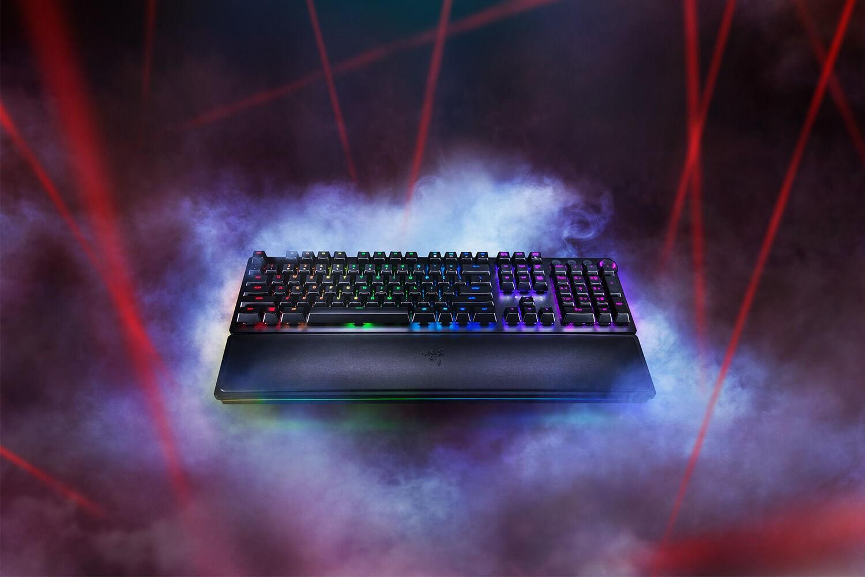 Razer Huntsman Elite opto-mechaninė klaviatūra (US)