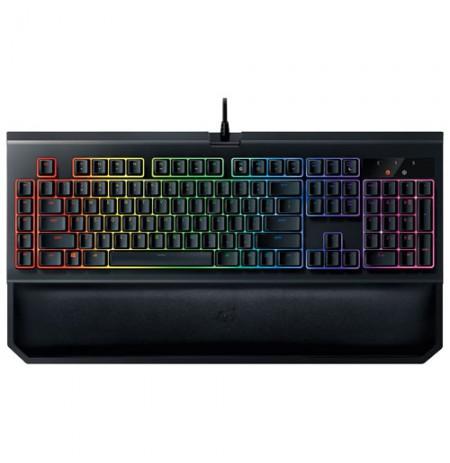 RAZER BlackWidow Chroma V2 mechaninė klaviatūra (Green, US)