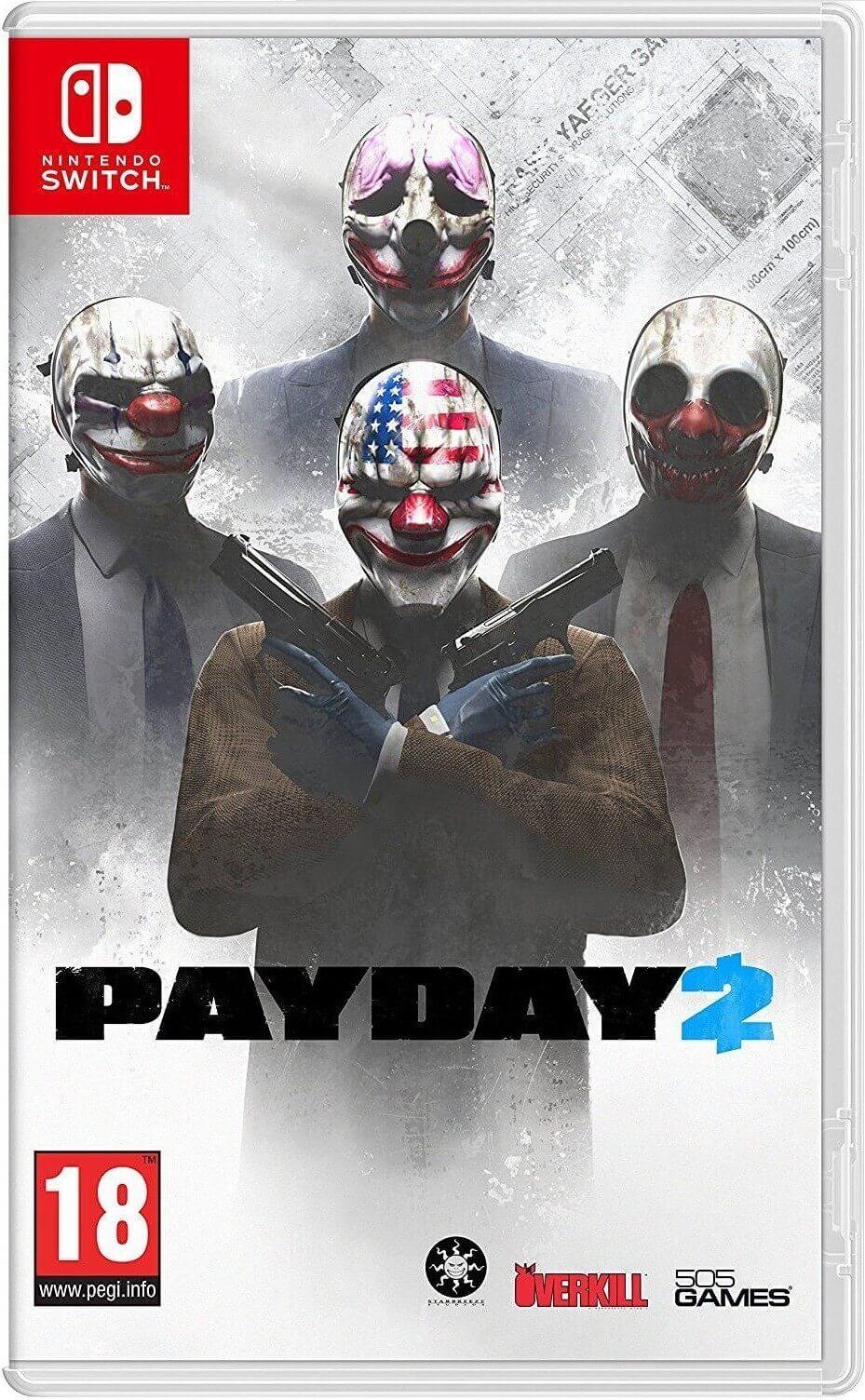 Payday 2 XBOX