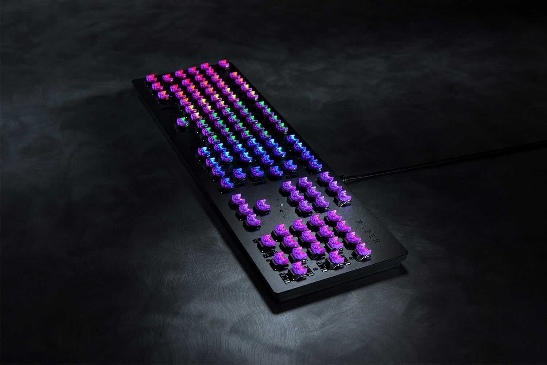 Razer Huntsman - US Layout keyboard