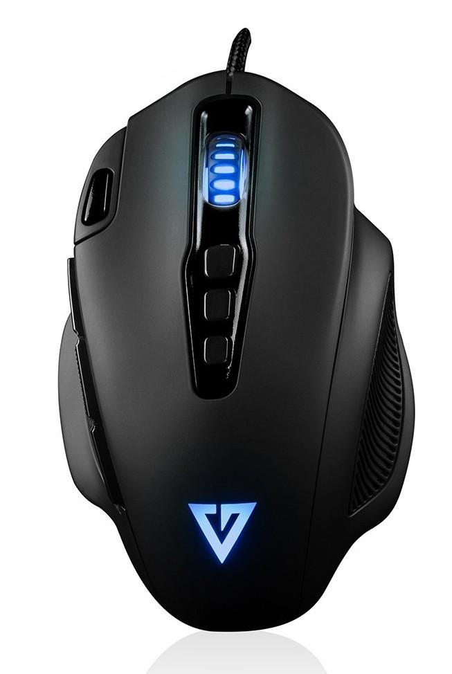 MODECOM VOLCANO GMX5 BEAST laidinė žaidimų optinė pelė