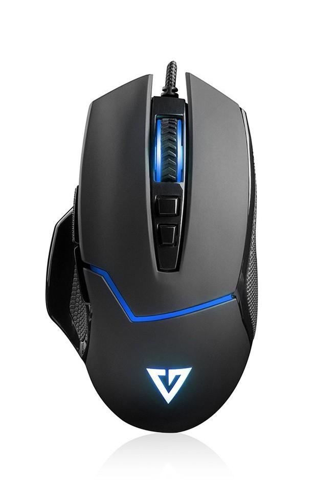 MODECOM VOLCANO MC-GMX4 PLUS laidinė žaidimų optinė pelė