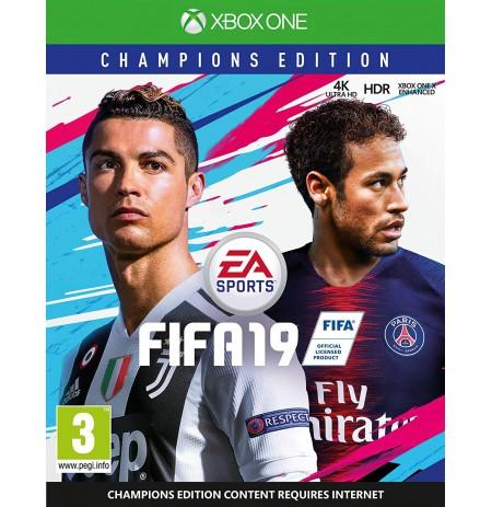 FIFA 19 Champions Edition XBOX