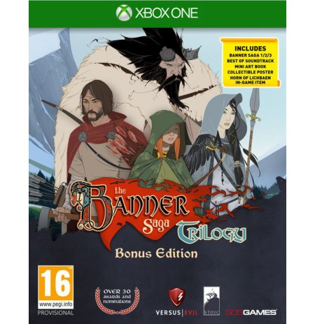 The Banner Saga Trilogy: Bonus Edition XBOX