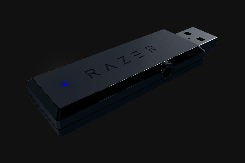 RAZER Thresher 7.1 belaidės žaidimų ausinės PS4/PC
