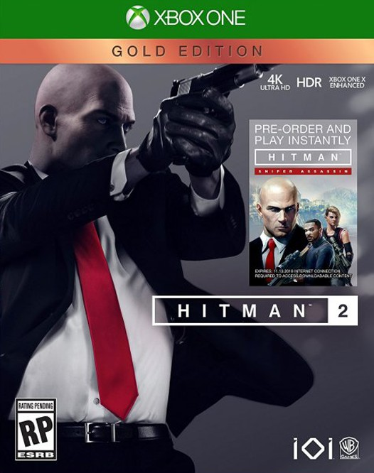 Hitman 2 Gold Edition XBOX