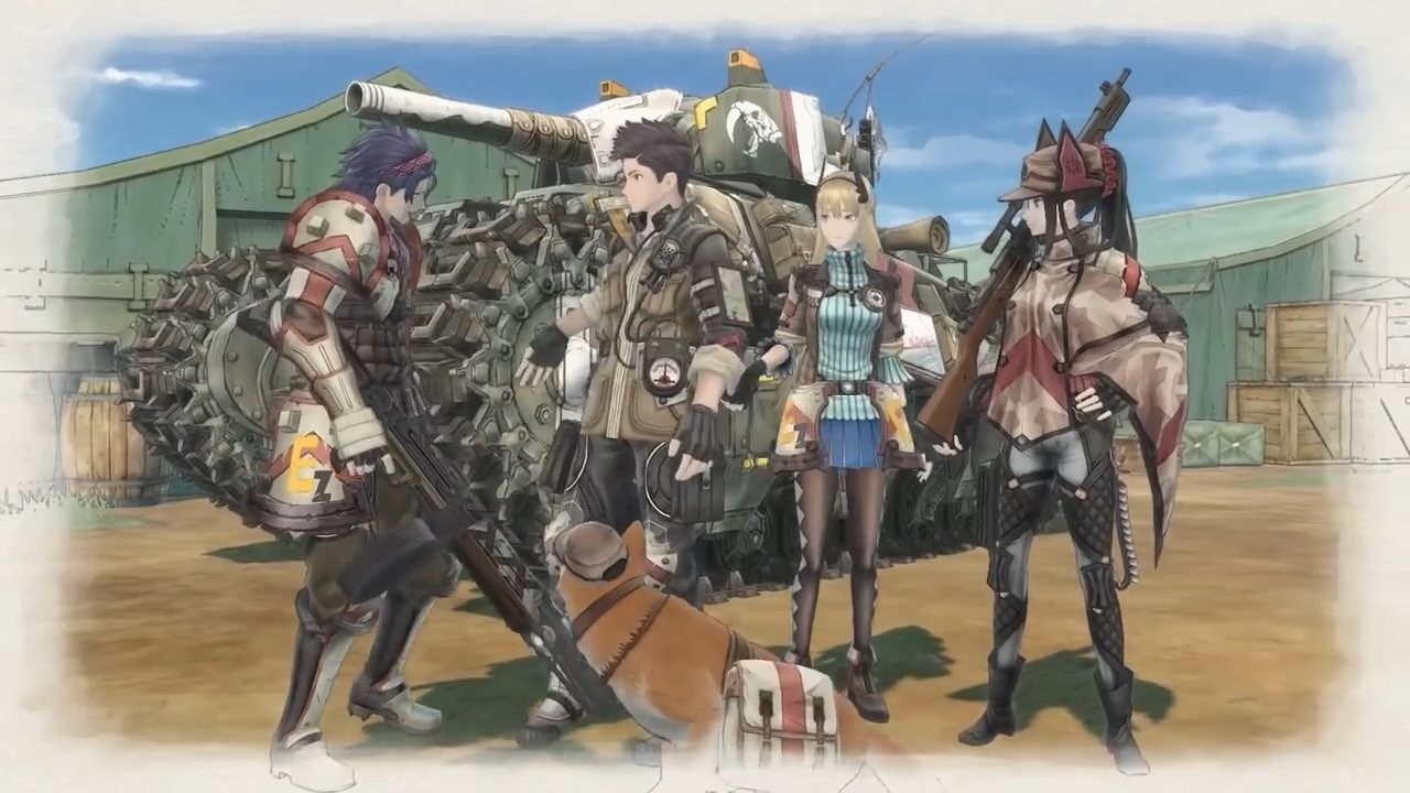 Valkyria Chronicles 4: Launch Edition