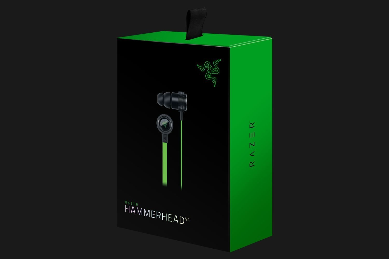 Razer Hammerhead V2 In-Ear ausinės