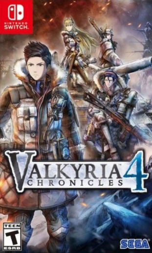 Valkyria Chronicles 4 XBOX