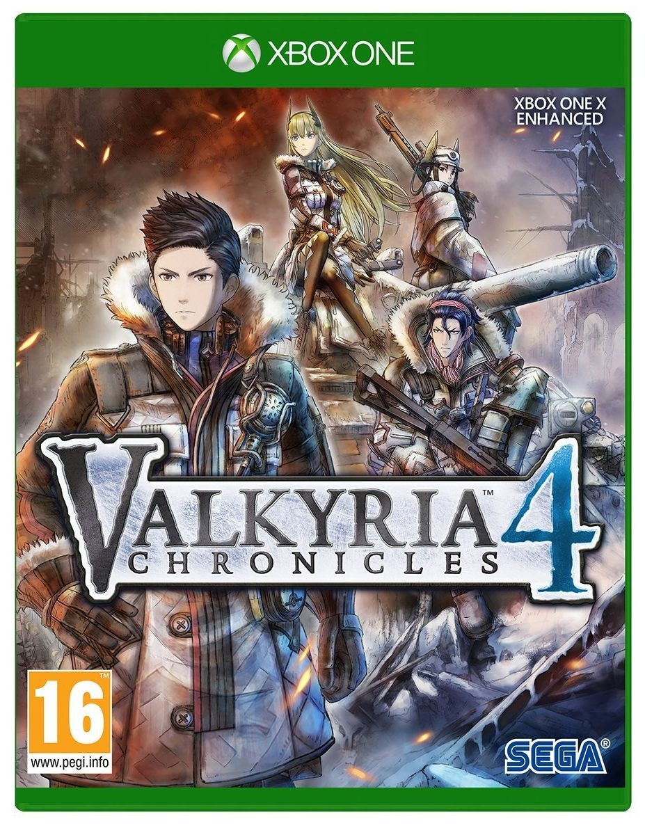 Valkyria Chronicles 4: Launch Edition XBOX