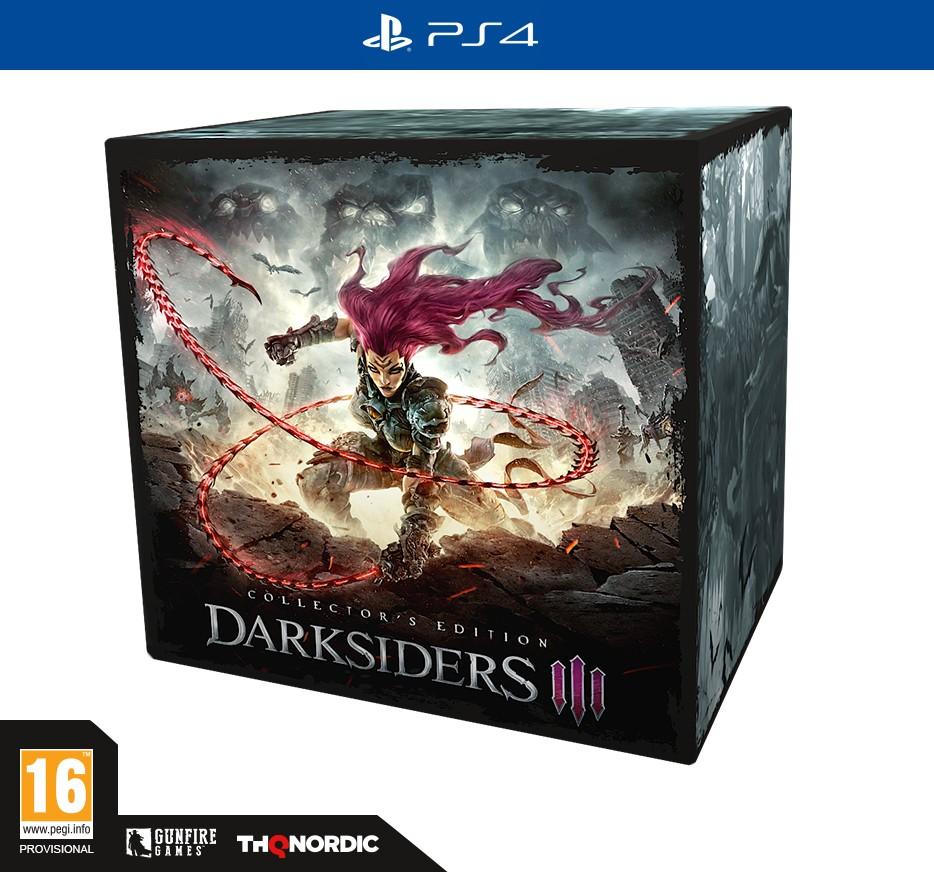 Darksiders III: Collectors Edition PS4