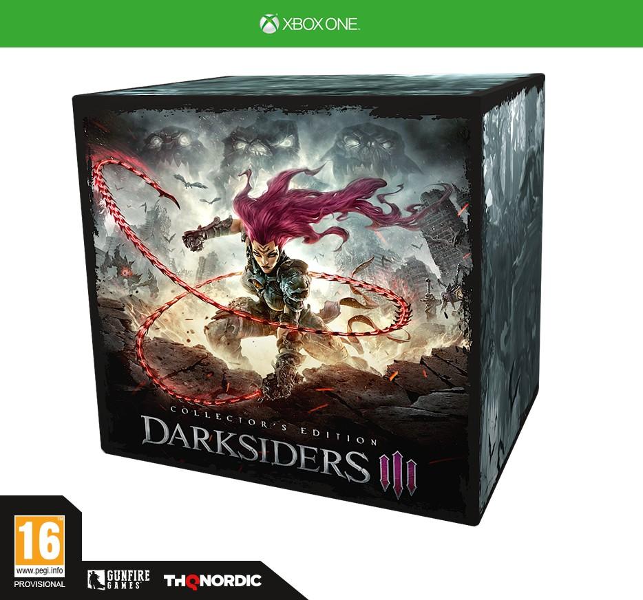 Darksiders III: Collectors Edition XBOX