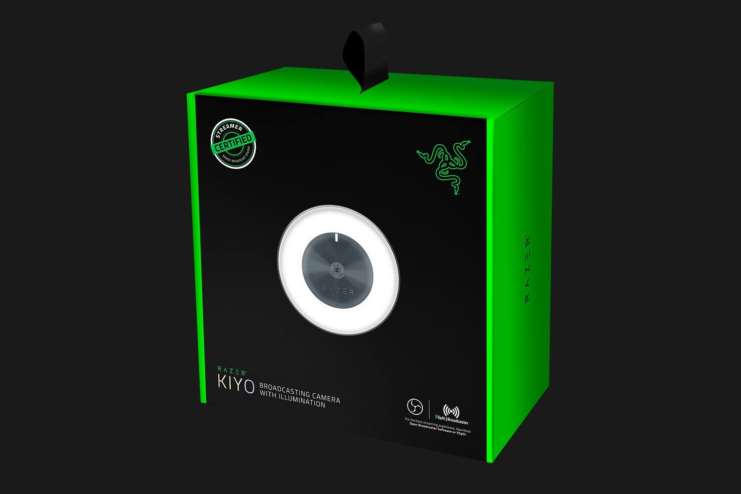Razer Kiyo Broadcasting Camera 1080p @ 30FPS