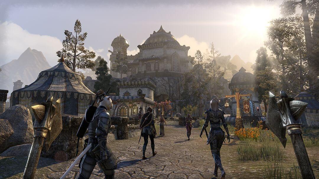 Buy The Elder Scrolls Online: Tamriel Unlimited - Crown Edition PS4