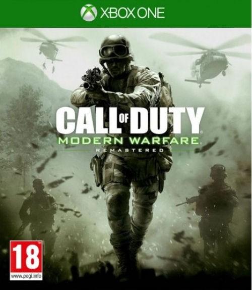 Сall Of Duty: Modern Warfare Remastered XBOX