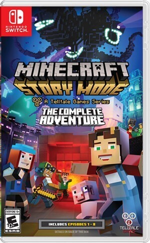Minecraft: Story Mode The Complete Adventure XBOX