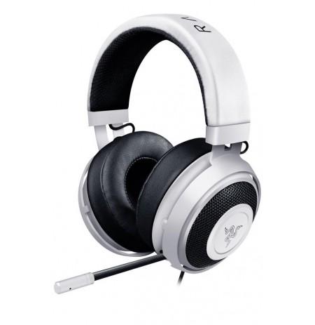 Razer Kraken Pro V2 White - Oval Headset