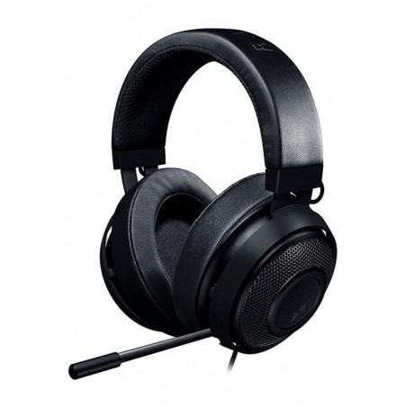 Razer Kraken Pro V2 Black - Oval Headset