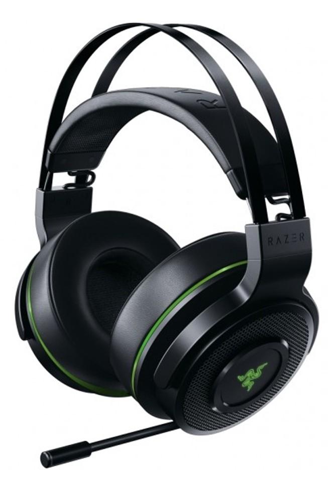 RAZER Thresher 7.1 belaidės žaidimų ausinės Black Xbox One