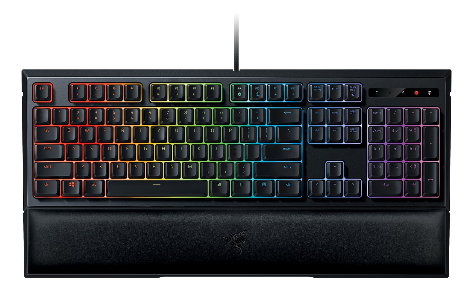 Razer Ornata Chroma US Layout keyboard