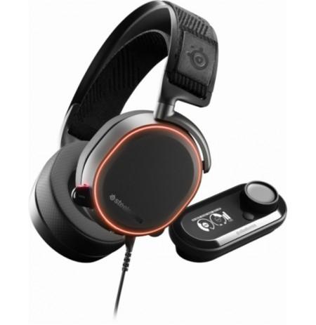 Steelseries Arctis Pro + GameDAC žaidimų ausinės