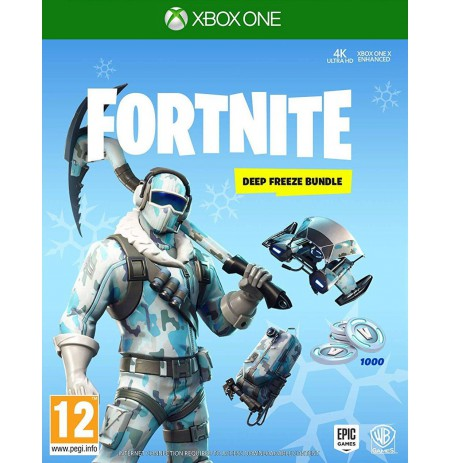 Fortnite: Deep Freeze Bundle XBOX
