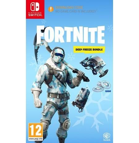 Fortnite: Deep Freeze Bundle XBOX