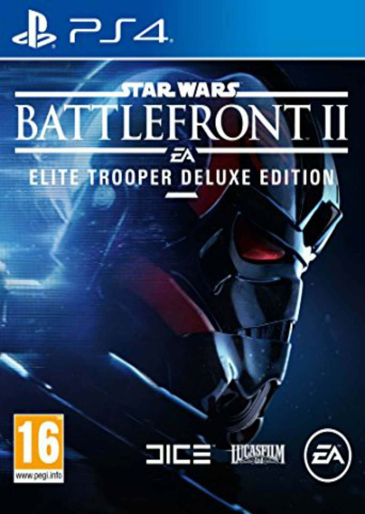 Star Wars: Battlefront II - Deluxe Edition PS4