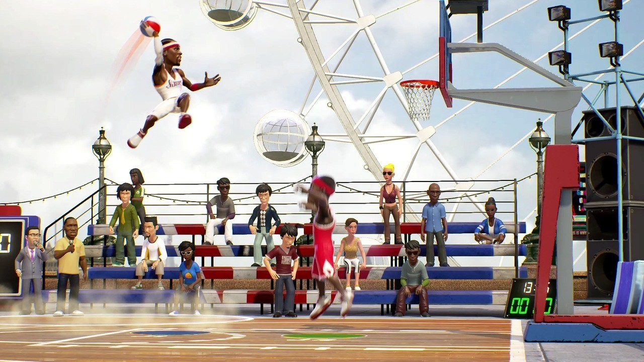 NBA 2K Playgrounds 2