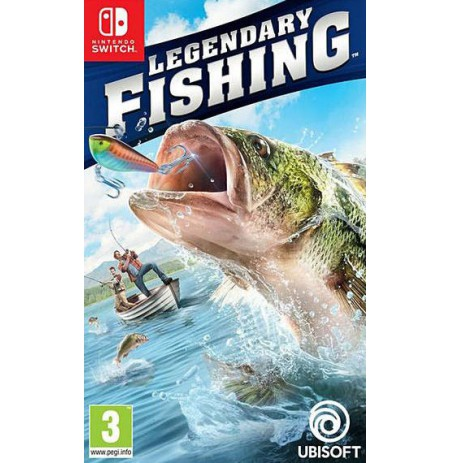 Legendary Fishing XBOX