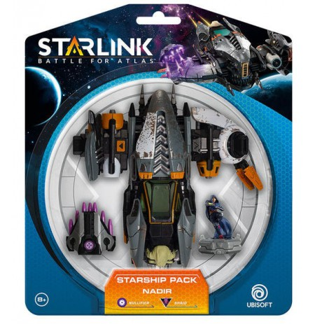 Starlink: Battle for Atlas - Nadir Starship Pack