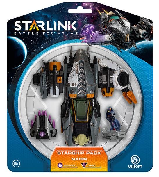 Starlink: Battle for Atlas - Nadir Starship Pack