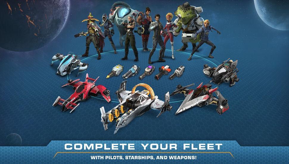 Starlink: Battle for Atlas - Pulse Starship Pack