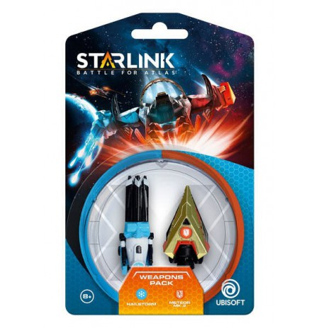 Starlink: Battle for Atlas - Pack Hail Storm & Meteor Weapon Pack