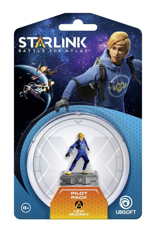 Starlink: Battle for Atlas - Levi Pilot Pack