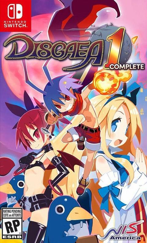 Disgaea 1: Complete